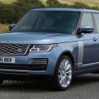 Range Rover (2018 facelift, L405, fourth generation) photos