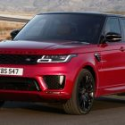 Range Rover Sport (2018 facelift, L494, second generation) photos