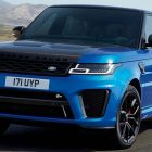 Range Rover Sport SVR (2018 facelift, L494, second generation) photos