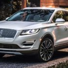 Lincoln MKC (2019 facelift, first generation) photos