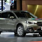 Subaru Legacy Outback Limited Smart Edition (2017, BS, JDM) photos
