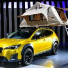 Subaru XV Fun Adventure Concept (2017, GT, fifth generation) photos
