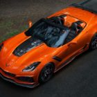 Chevrolet Corvette ZR1 Convertible (2019, C7, seventh generation) photos