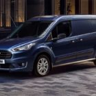 Ford Transit Connect (2018 facelift, second generation, EU) photos
