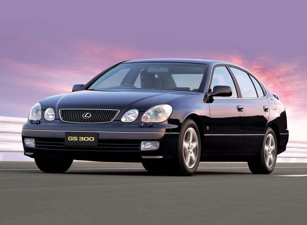 Lexus Gs Wagon >> Lexus GS (2000-2004 facelift, S160, second generation, Australia) photos | Between the Axles