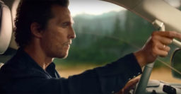 2018 Lincoln Navigator: Matthew McConaughey can drum in one