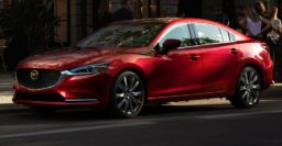 2019 Mazda 6 loses its manual transmission option in the USA