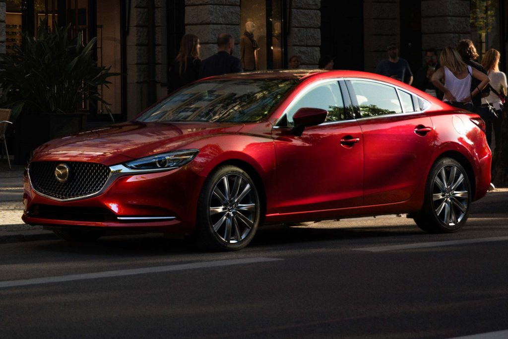 2018 mazda 6 awd appears on nhtsa website is it coming to the usa between the axles. Black Bedroom Furniture Sets. Home Design Ideas