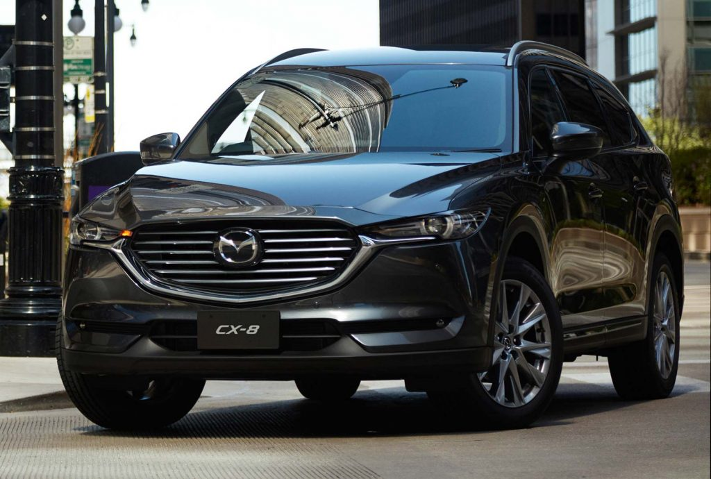 Mazda CX-8 (2017, first generation, JDM) photos | Between ...