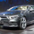Mercedes-Benz CLS (2018, C257, third generation) photos