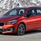BMW 2-Series Active Tourer (2018 facelift, F45, first generation) photos