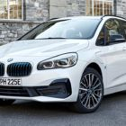 BMW 225xe iPerformance (2018 facelift, F45, first generation) photos