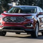 Ford Edge Titanium (2019 facelift, second generation, CD539N) photos