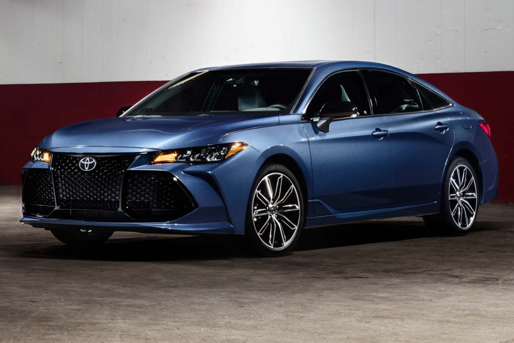 Toyota Avalon Xse 2019 Xx50 Fifth Generation Usa