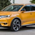 DS 7 Crossback (2018, first generation, UK) photos