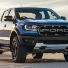 2018 Ford Ranger Raptor has 2L twin-turbo-diesel, V6 gas turbo for US