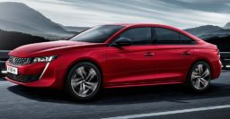 2018 Peugeot 508: No longer a boring sedan, now a sporty coupe-ish sedan
