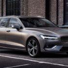 Volvo V60 (2018, second generation) photos
