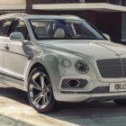 Bentley Bentayga Plug-in Hybrid (2018, first generation) photos