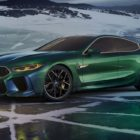 BMW M8 Gran Coupe Concept (2018, second generation 8-Series) photos