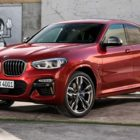 BMW X4 M40d (2018, second generation, G02) photos