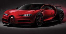 Bugatti Chiron Sport: No extra power, just better handling, less weight