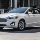 Ford Fusion Energi (2019 facelift, second generation, USA) photos