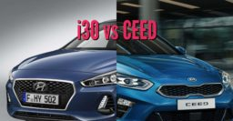 2018 Kia Ceed vs Hyundai i30 hatch: Sibling differences compared