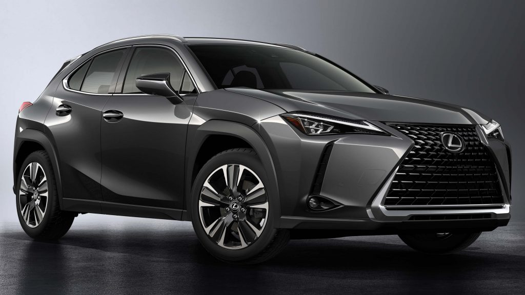New Lexus Suv >> Lexus UX200 (2018, first generation UX) photos | Between ...