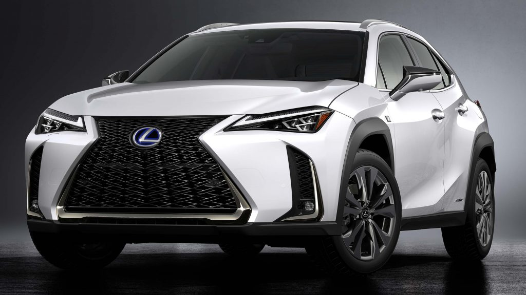 lexus ux250h  2018  first generation ux  eu  photos