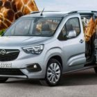 Opel Combo Life (2018, fifth generation) photos