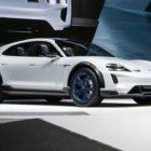 Porsche Mission E Cross Turismo concept (2018, first generation) photos