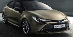 Toyota Auris name dropped, Corolla hatch returns to Europe