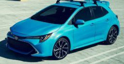 2019 Toyota Corolla hatch starts at $20,910, 2L I4 standard