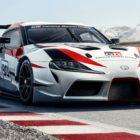 Toyota Supra GR Racing Concept (2018, fifth generation) photos