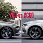 2018 Volvo V60 vs XC60: Sibling differences compared side by side