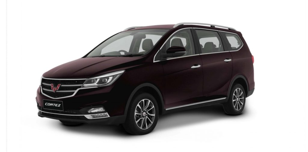 Wuling Cortez (2018, First Generation, Indonesia) Photos