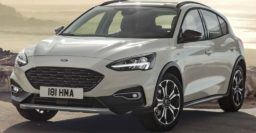 2019 Ford Focus Active not coming to the US because of China tariffs