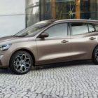 Ford Focus wagon Titanium (2018, Mark IV, fourth generation, EU) photos