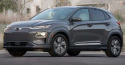 2019 Hyundai Kona Electric given 258mi range rating by EPA
