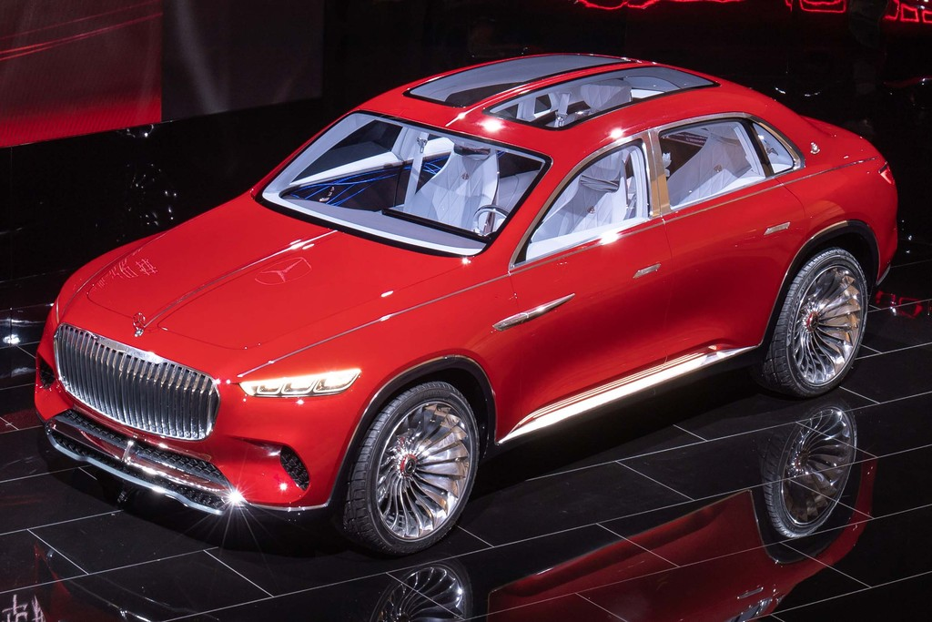 2021 Mercedes Maybach Gls Ultralux Suv To Built In The Us
