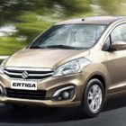 Suzuki Ertiga (2016 facelift, first generation) photos