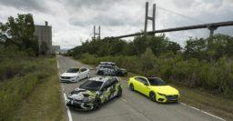 2018 Volkswagen Enthusiast Fleet revealed, on tour now
