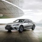 Lexus ES (2019, XV70, seventh generation, ES300h F-Sport, EU) photos
