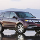 Acura MDX (2010-2013 facelift, YD2, second generation) photos
