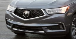 Only one Acura sold in the USA isn't made here. Any idea which?