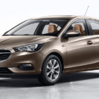 Buick Excelle sedan (2018, second generation, China) photos