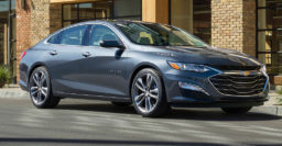 2020 Chevrolet Malibu drops hybrid option