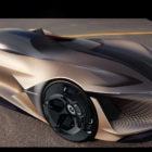 DS X E-Tense Concept (2018) photos