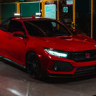 Honda Civic Type R Pickup Concept is the fastest pickup in the UK